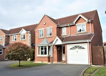 4 bed detached house for sale in Juno Close, Glenfield, Leicester LE3