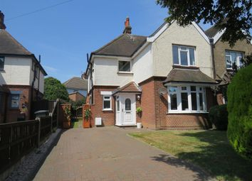 Thumbnail 3 bed semi-detached house for sale in Middleton Road, Gorleston, Great Yarmouth