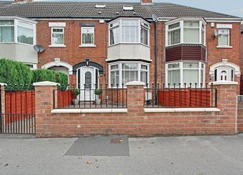 Thumbnail 5 bedroom terraced house for sale in Hull Road, Cottingham Road, Hull