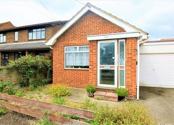 Thumbnail 1 bed detached bungalow for sale in Church Parade, Canvey Island, Essex