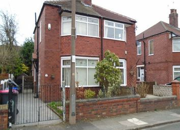 Thumbnail 2 bedroom semi-detached house to rent in Ashley Crescent, Swinton, Manchester