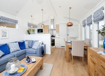 Thumbnail 2 bed lodge for sale in Torquay Road, Shaldon, Teignmouth