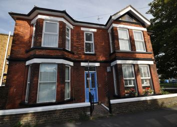 Thumbnail 1 bed flat to rent in Grosvenor Road, Broadstairs