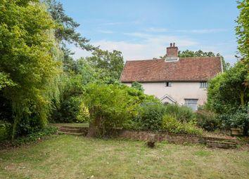 Thumbnail 3 bed farmhouse for sale in Hill Farmhouse, London Road, Shadingfield