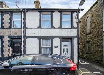 Thumbnail 2 bed end terrace house for sale in Lord Street, Blaenau Ffestiniog, Gwynedd