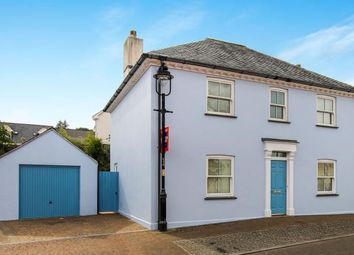 Thumbnail 4 bed detached house for sale in St. Austell, Cornwall