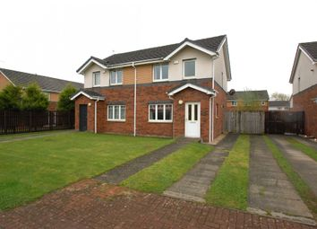 Thumbnail 2 bed semi-detached house for sale in Duthil Street, Drumoyne G514Gx