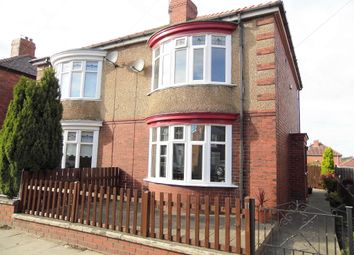 Thumbnail 2 bed semi-detached house for sale in Dale Road, Shildon