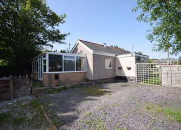 Thumbnail 3 bed bungalow to rent in Rhyddyn Hill, Caergwrle, Wrexham