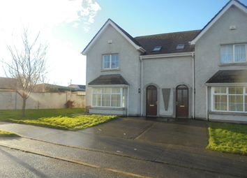 Thumbnail 3 bed semi-detached house for sale in No. 15 Killerig Lodges, Killerig, Carlow