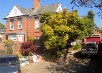 Thumbnail 2 bed flat for sale in Drakes Avenue, Exmouth, Devon