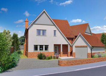 Thumbnail 3 bed detached house for sale in Hooks Hill, Sheringham