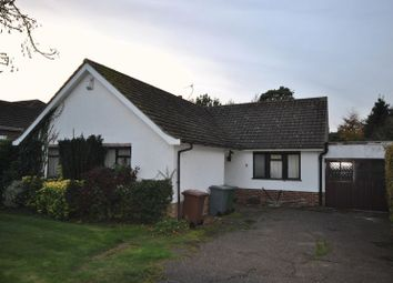 Thumbnail 3 bed bungalow for sale in Beeches Close, Old Catton, Norwich