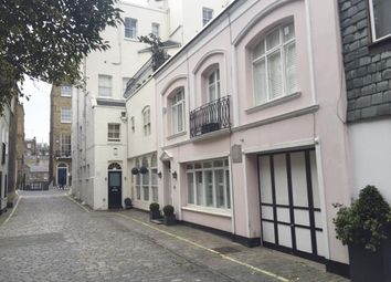 Thumbnail 5 bed property for sale in Montagu Mews West, London