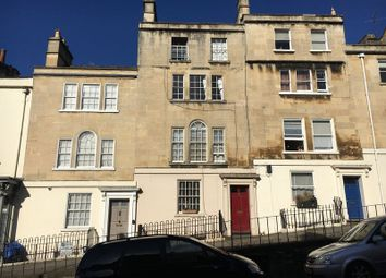 Thumbnail 2 bedroom flat for sale in Flat 1, 8 Belvedere, Bath