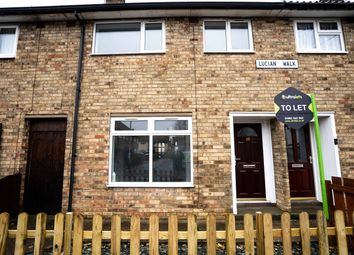 3 bed terraced house to rent in Lucian Walk, Hull HU4
