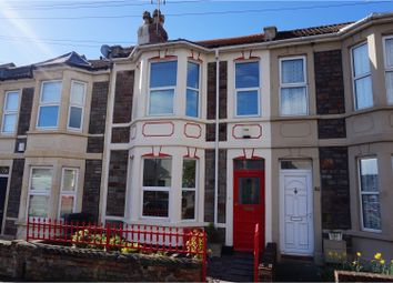 Thumbnail 3 bed terraced house for sale in Thornleigh Road, Horfield