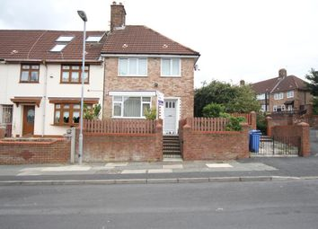 Thumbnail 3 bed end terrace house to rent in Pennard Avenue, Huyton, Liverpool