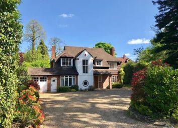 Thumbnail 4 bed property to rent in Granville Road, St Georges Hill, Weybridge, Surrey