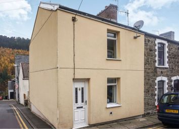 Thumbnail 3 bed terraced house for sale in Cross Street, Abertillery