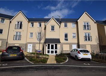 Thumbnail 2 bedroom flat for sale in Greenfield Road, Keynsham, Bristol