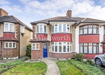 Thumbnail 3 bed semi-detached house for sale in Brycedale Crescent, London