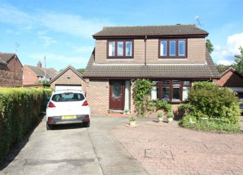 Thumbnail 4 bed property for sale in Ash Close, Sproatley, Hull