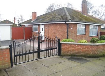 Thumbnail 2 bed bungalow to rent in West Street, Crewe