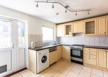 Thumbnail 3 bed end terrace house to rent in Rowan Close, London