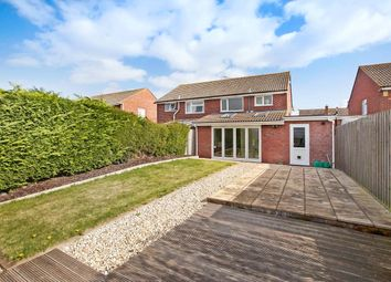 Thumbnail 4 bedroom semi-detached house for sale in Countess Wear, Exeter, Devon