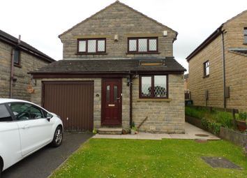 Thumbnail 3 bed detached house for sale in Northedge Meadow, Idle, Bradford