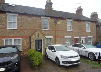 Thumbnail 2 bed terraced house to rent in Red Road, Brentwood