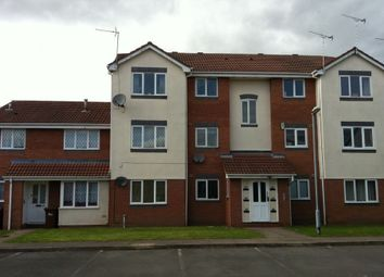 Thumbnail 2 bed flat to rent in The Carousels, Burton Upon Trent, Staffordshire
