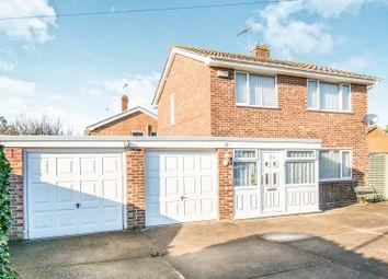Thumbnail 3 bedroom detached house to rent in Gunton Church Lane, Lowestoft