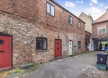 Thumbnail 1 bed terraced house to rent in Corunna Court, Selby