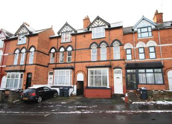 Thumbnail 5 bed terraced house for sale in Park Road, Sparkhill, Birmingham