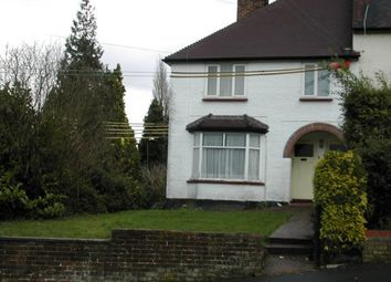 Thumbnail 1 bed flat to rent in Western Road, Haywards Heath