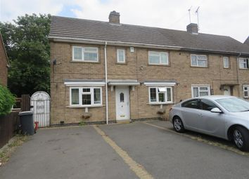 Thumbnail 3 bed semi-detached house for sale in Bradgate Drive, Coalville