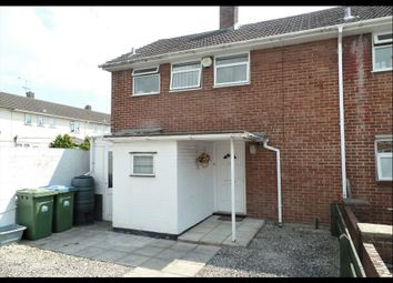 Thumbnail 2 bedroom end terrace house for sale in Seacombe Green, Southampton
