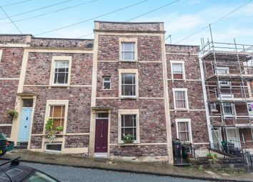 Thumbnail 4 bed terraced house for sale in Ambra Vale East, Clifton Wood, Bristol