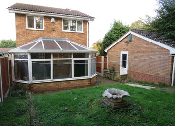 Thumbnail 3 bed detached house for sale in Stableford Close, Birmingham
