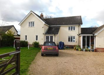 Thumbnail 5 bedroom detached house for sale in Cow Green, Bacton