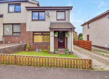 Thumbnail 3 bed semi-detached house for sale in Huntingtower Road, Perth