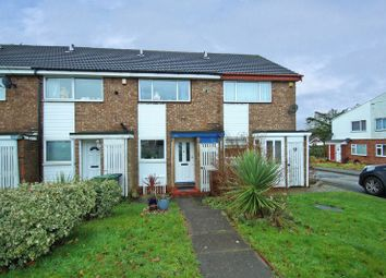 Thumbnail 2 bed terraced house for sale in Pennine Road, Bromsgrove