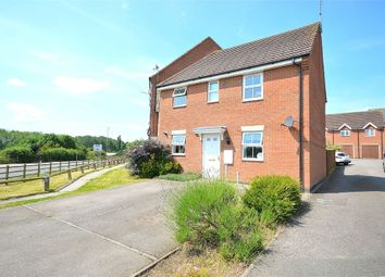 Thumbnail 2 bedroom maisonette for sale in Romulus Close, Wootton, Northampton