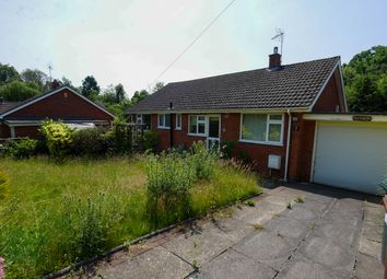 Thumbnail 3 bed detached bungalow for sale in Covert Close, Burton Joyce, Nottingham