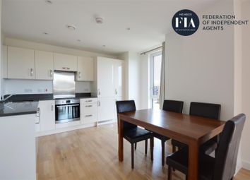 Thumbnail 1 bed flat to rent in Lighterage Court, High Street, Brentford