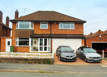 Thumbnail 5 bed detached house for sale in The Chase, Leicester