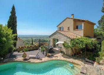 Thumbnail 5 bed property for sale in Seguret, Vaucluse, France
