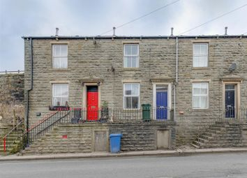 Thumbnail 2 bed terraced house to rent in Market Street, Shawforth, Rochdale